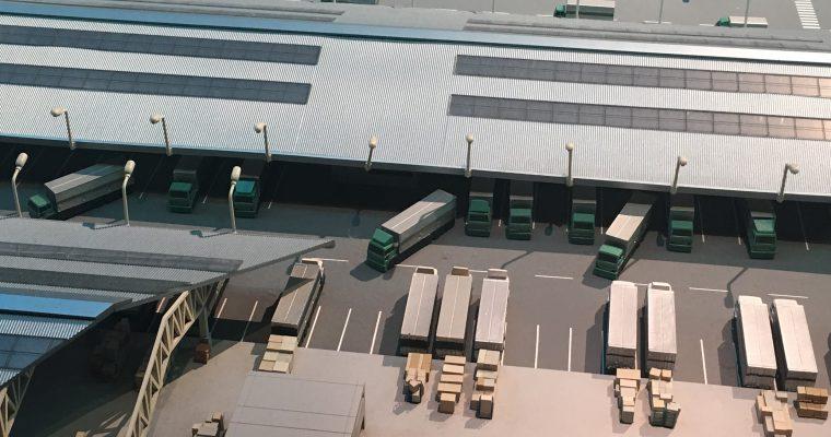 物流博物館(東京都港区・2018年6月訪問)