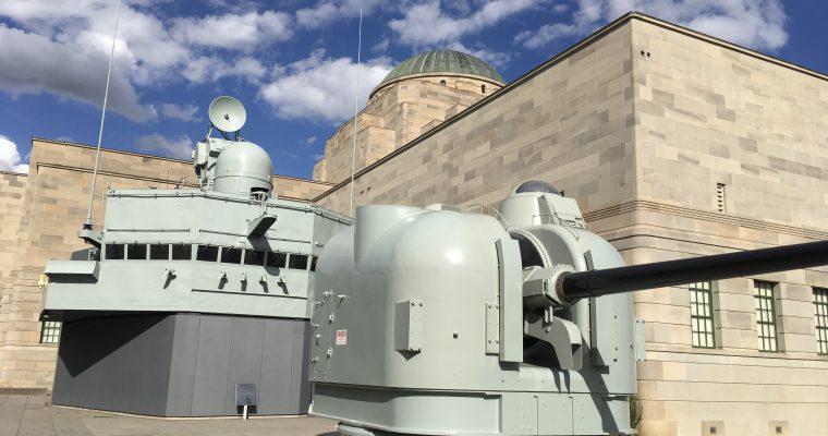 オーストラリア戦争記念館「戦争ジオラマ」(オーストラリア・キャンベラ・2018年5月訪問)
