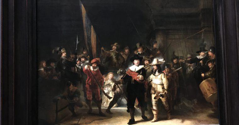 アムステルダム国立美術館「ドールハウスほか」(オランダ・アムステルダム・2017年8月&2019年GW訪問)