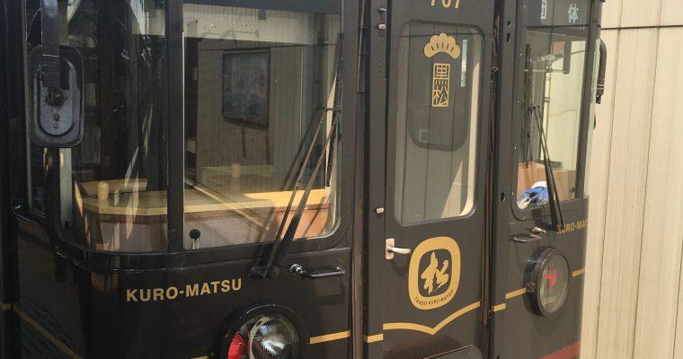 丹後くろまつ号(京都丹後鉄道・福知山駅☞天橋立駅・2017年8月乗車)