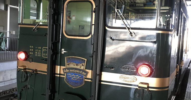 べるもんた(JR西日本氷見線・氷見駅☞高岡駅・2017年9月乗車)