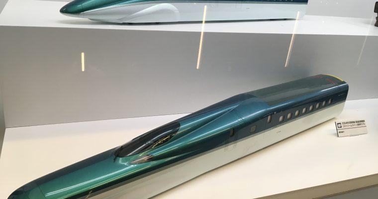 鉄道博物館(埼玉県さいたま市・2018年6月訪問)