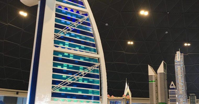 LEGOLAND DUBAI(UAE・ドバイ・2018年3月訪問)