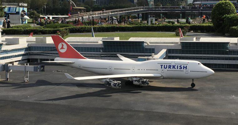 ミニチュルク(トルコ・イスタンブール・2018年10月訪問)