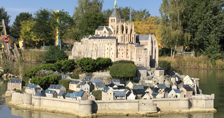 フランスミニチュアール(フランス・パリ郊外・2018年10月訪問)