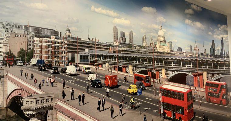 ロンドン交通博物館(イギリス・ロンドン・2019年GWに訪問)