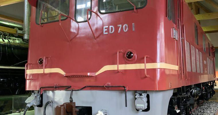 長浜鉄道スクエア(滋賀県長浜市・2019年11月訪問)