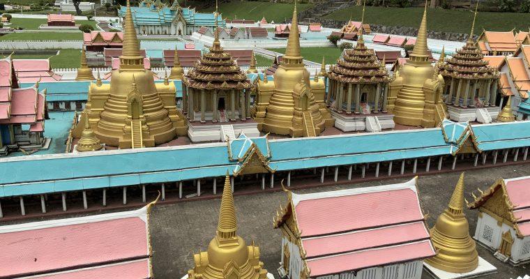 ミニサイアム(タイ・パタヤ・2019年9月訪問)