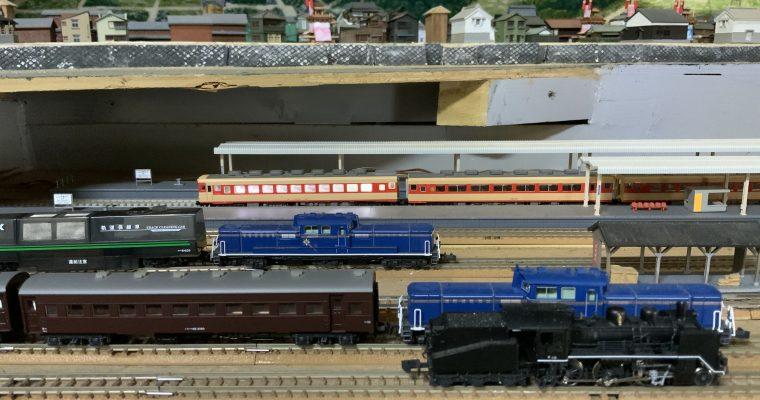 かめざき鉄道ジオラマ館(愛知県半田市・2019年11月訪問)