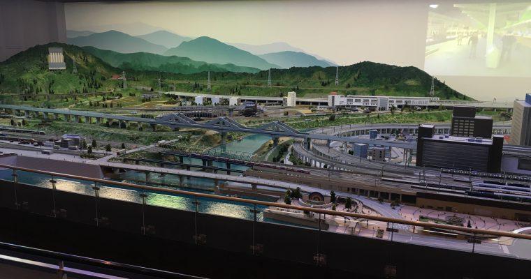 鉄道博物館(埼玉県さいたま市・2018年4月訪問)