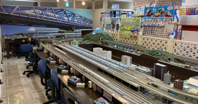 ポポンデッタ静岡(静岡県静岡市・2020年2月)