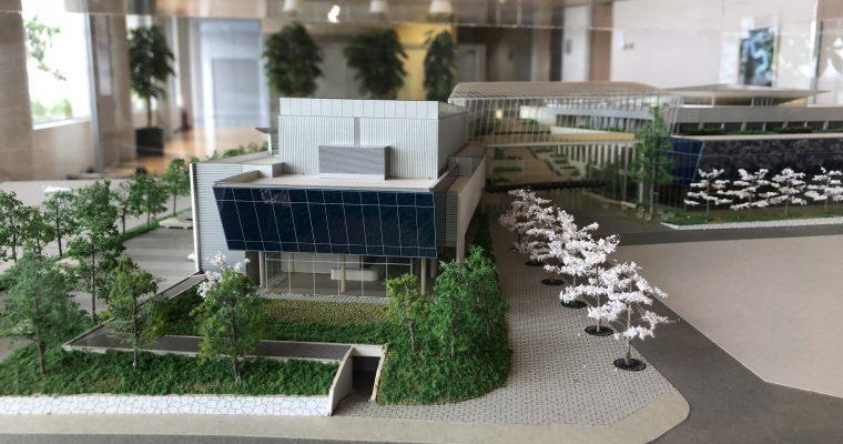 千葉県中央図書館&生涯学習センター(千葉県千葉市・2020年9月)