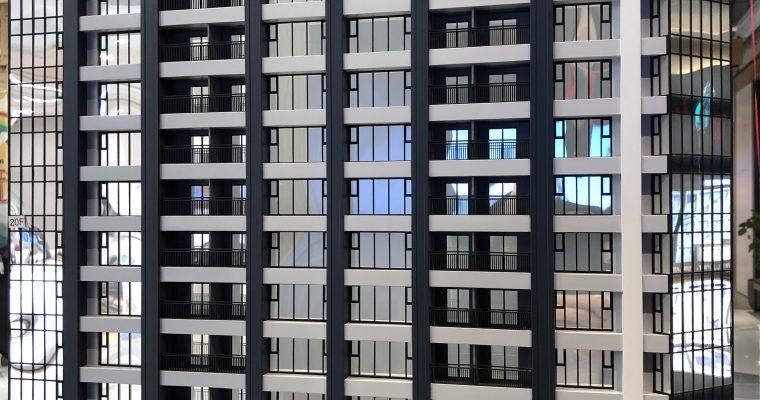 有明ガーデンマンションプラザ(東京都江東区・2020年12月)